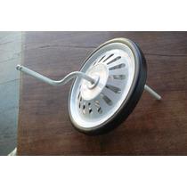 Roda Dianteira Com Eixo Tico Tico