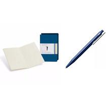Kit Lamy E Moleskine - Caderno Volant Pocket + Caneta Esfero