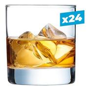 Vaso Bajo Whisky Brooklyn Sm Royal Nadir Vidrio 310ml X 24