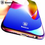 Capa Baseus Cor Gradiente Luxo P Celular Apple Iphone 7 Plus