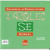 Test Prolec-se Evaluacion De Los Procesos Lect + Correct 3x2