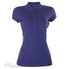 Camisa Polo Feminina Calvin Klein