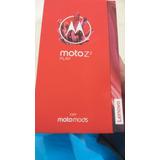 Moto Z 2 Play Nuevo 64gb De Rom 4 De Tan Nuevo Y Liberado