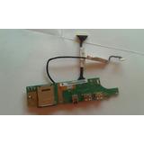 Puertos Y Aidio Lenovo Thinkpad Type 0196