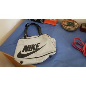 Bolso Cartera Nike Gris