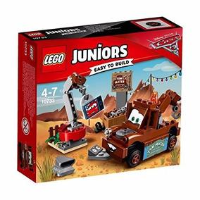 Desguace De Mate - Cars 3 - Juniors - Lego