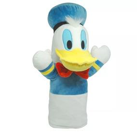 Fantoche De Pelúcia - Disney - Pato Donald - Candide