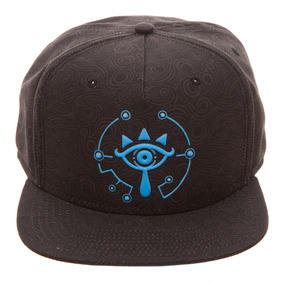 Gorra Reflective Logo The Legend Of Zelda Unitalla Thinkgeek