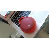 Bocina Portátil Bluetooth Jbl Clip Roja