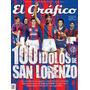 Revista De Colección El Gráfico 100 Ídolos De San Lorenzo