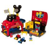Nuevo Taller Garage Mickey
