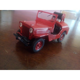 Colección Jeep Bombero
