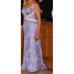 Vestido Madrina Claudia Arce Alta Costura
