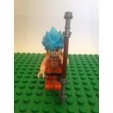 Figura Goku Dragon Ball Z Compatible Lego