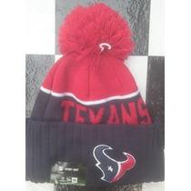 Nfl Houston Texans Beanie New Era $399 Pesos Nuevo Original