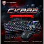 Teclado Mecánico Motospeed Ck888 Rgb + Mouse Pad, No Razer