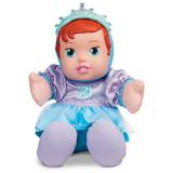 Boneca Princesas Baby Pano - Ariel