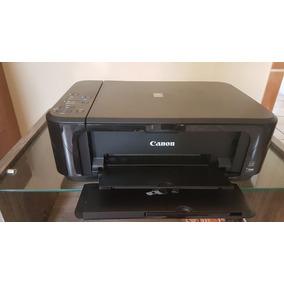 Impressora E Multifuncional Canon Mg3610 Seminova