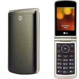 Celular Lg-g360 Dual Sim Con Tapa-numeros Y Pantalla Grande!