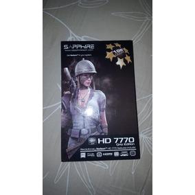 Tarjeta De Video Gráfica Amd Radeon Hd 7770 1 Gb Pci Express