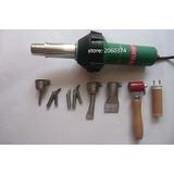 230v Or 110v 1600w Cabezal Plástico Soldadores Pistola + 6