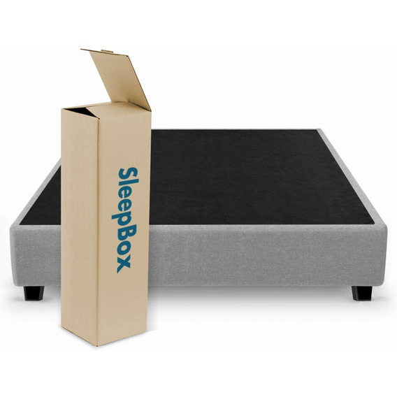Base Sleep Box Bedbase Madera 200x200