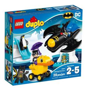 Lego Duplo - 10823 Aventura En El Batiavión