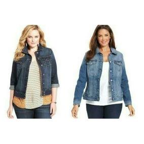 Casacas Jeans Para Gorditas En Slim Jeans Tallas: 36-38-40