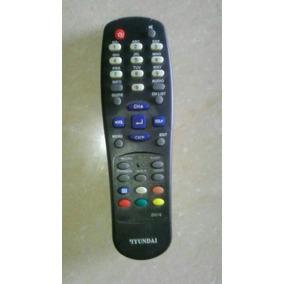Control Remoto De Television Marca Hyundai