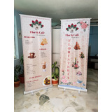 Banner Roll Up 80x200 Cm