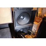 Par De Caixas Sub 18 Pol Oversound 800w Meia Sb