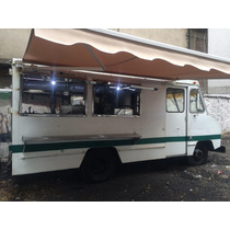 Chevrolet Vanette Food Truck 1998