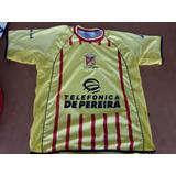 Camiseta Deportivo Pereira Colombia Fircao
