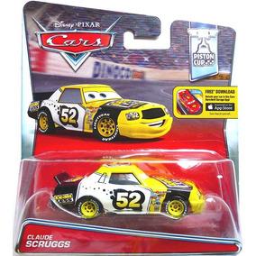 Disney Cars Leak Less #52 Claude Scruggs Original Mattel