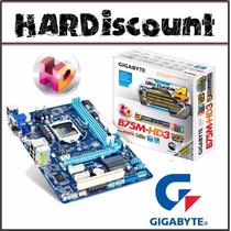 Motherboard Gigabyte Ga-b75m-hd3 Socket 1155 Pciex Ddr3 Box