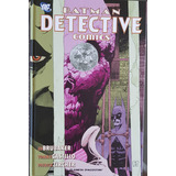 Batman Detective Comics De Ed Brubaker (planeta Deagostini)