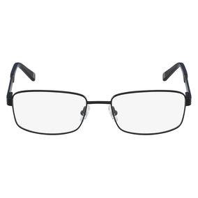 Óculos Marchon Eyeglasses M Hudson 001 Black 55mm - Óculos De Grau ... 7223ec712d