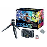 Cámara Canon Powershot G7x Mark Ii Video Creator Kit