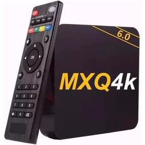 Tv Box Mxq 4k Android 7.1 Wi-fi Smart Tv Hdmi