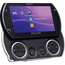 Sony Psp Go, Completo, Original, Importado