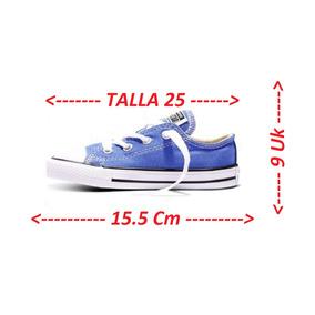 Zapatillas All Star Converse Chuck Taylor Niños,niñas Nuevas