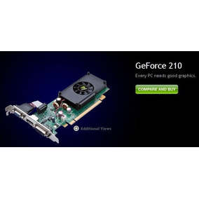 Placa De Video Nvidia Geforce 210 (windows 10)