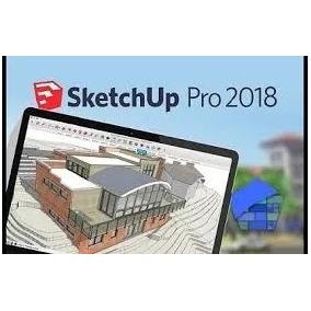 Sketchup 2018 + 160 Plug-ins + Blocos + Texturas + Cad 2018