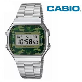 1033697ceb5 Kit Casio Vintage Camuflado - Relógio Casio no Mercado Livre Brasil