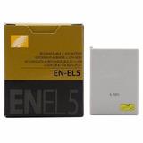 Bateria Para Nikon En El5 Para Coolpix P500 P520 P100 3700