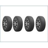 Kit 4 - Toyo Tires 205/55r17 Proxes Cf2 Zona Costa Atlantica