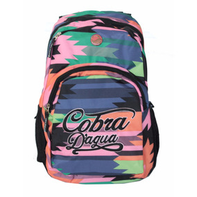 Mochila Notebook Cobra D`agua Colorida
