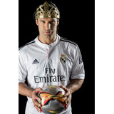 Camiseta Del Real Madrid Firmada Por Cristiano Ronaldo