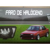 Faros De Niebla Fog Light Para Golf Jetta Mk2 A2 Facia Ancha