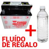 Bateria Yuasa Yb16cl-b Moto Agua Jet Sky Sea Doo - Fas!